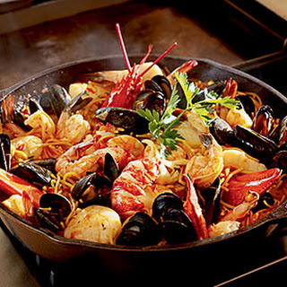Spanish Noodle Paella.