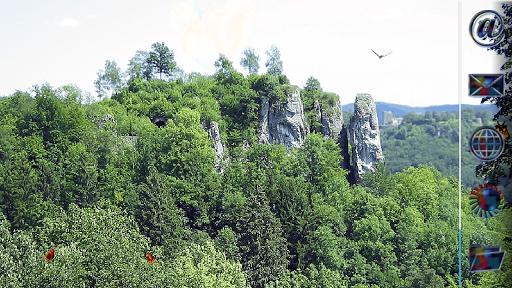 Franconian Switzerland Live HD