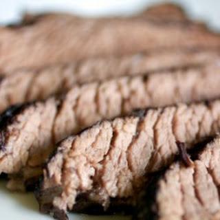 Beef Brisket.