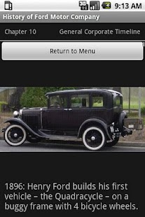 history of ford motor company contains the history images and stories. Cars Review. Best American Auto & Cars Review