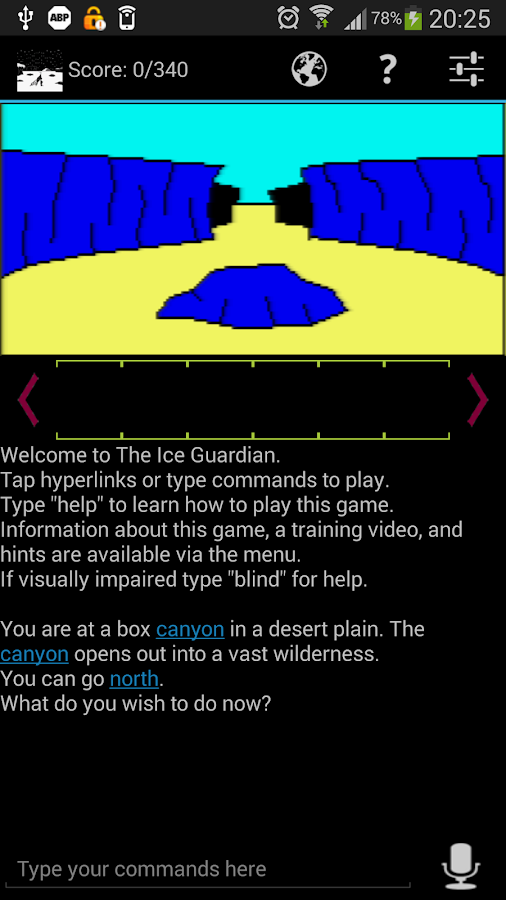 The Ice Guardian Demo- screenshot