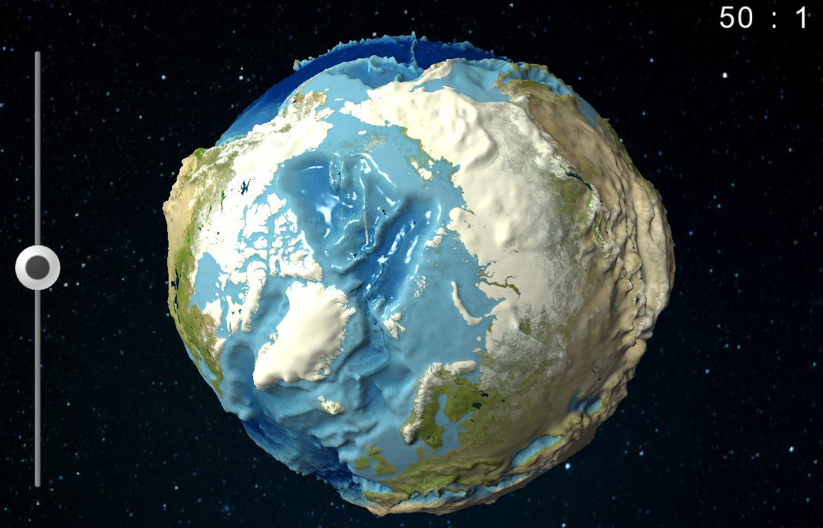 Globe Explorer