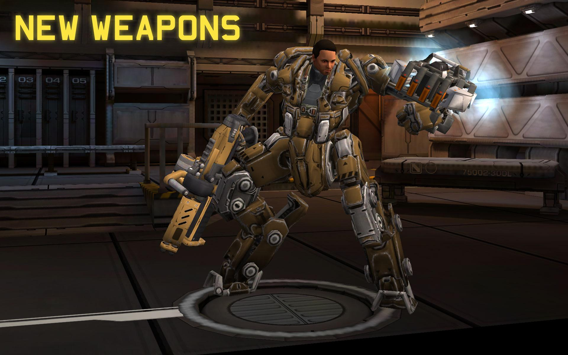 XCOM®: Enemy Within screenshot #9