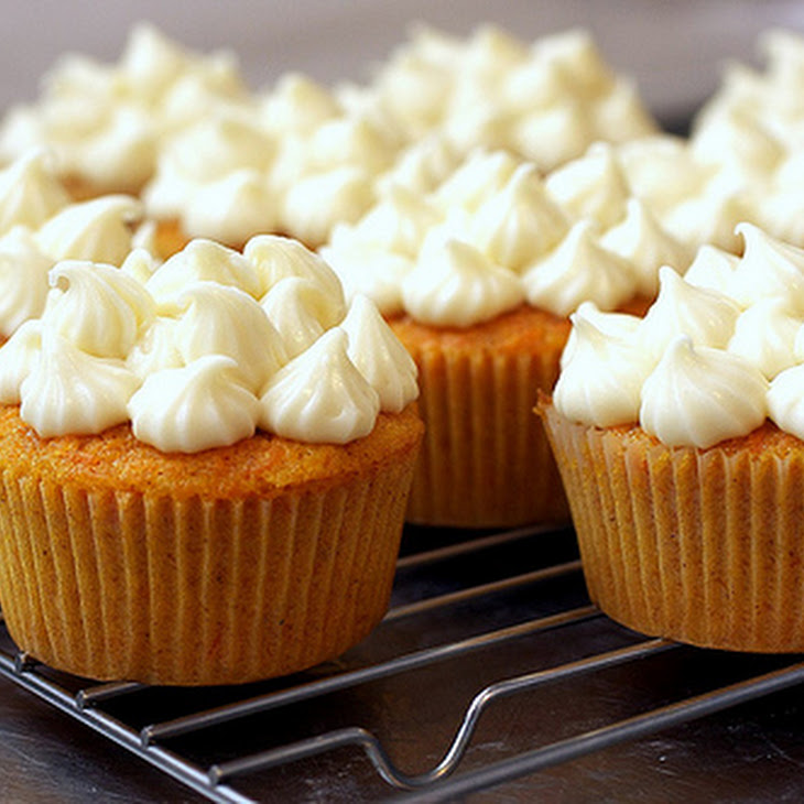 Carrot Cake With Maple-cream Cheese Frosting
