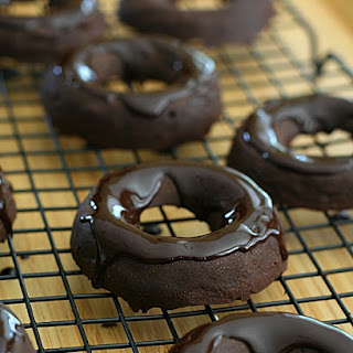 Chocolate Brownie Donuts – Low Carb and Gluten-Free.