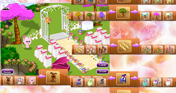 Wedding planner decoration - screenshot thumbnail
