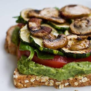 High Protein & Oil-Free Basil Pesto.