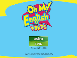 Screenshot of Oh My English! Words