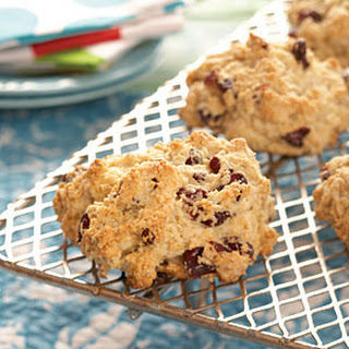 Cranberry-Buttermilk Scones
