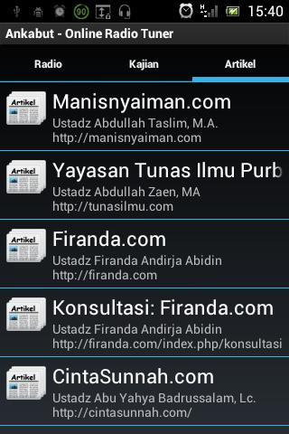 【免費教育App】Ankabut Radio-APP點子