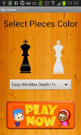Chess AI MinMax