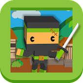 Block Ninja Assassin Warfare