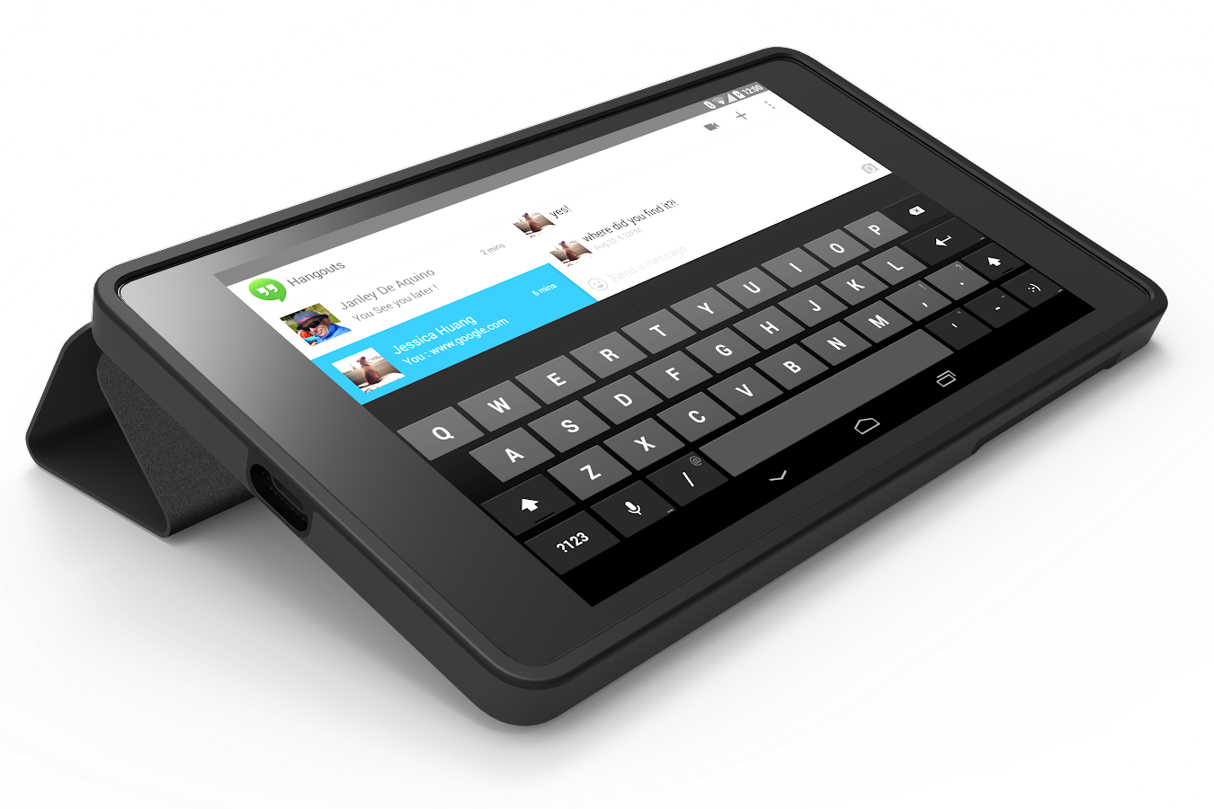 Nexus 7 (2013) Folio - Black - Devices on Google Play
