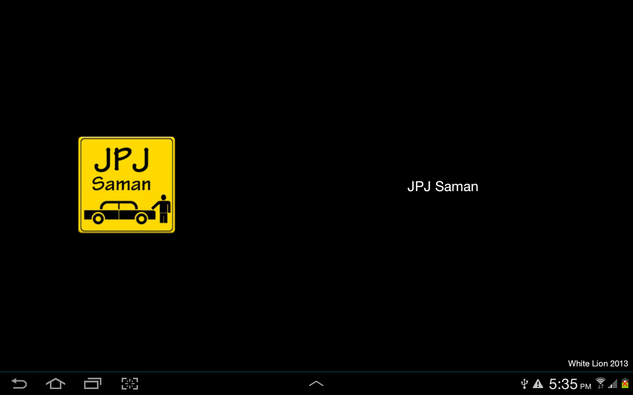 JPJ Saman - screenshot