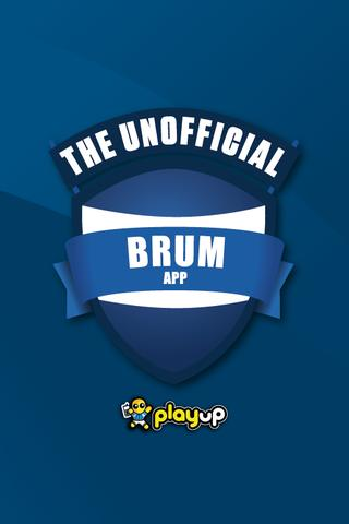 Brum App - screenshot