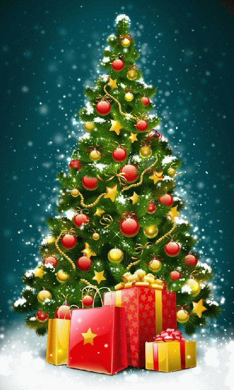 Free Live Christmas Wallpaper Apps Wallpaper Gallery