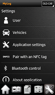 MyLog GPS Trips Logbook- screenshot thumbnail