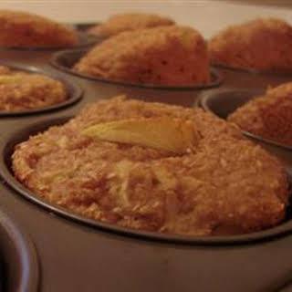 Apple Bran Muffins.