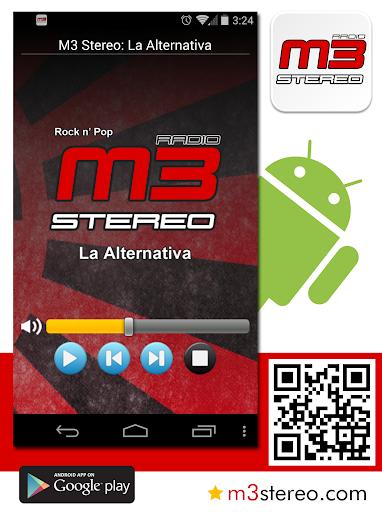 M3 Stereo Radio