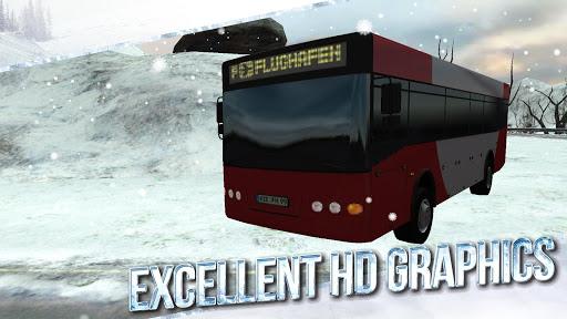 玩免費模擬APP|下載冬季公交3D模拟器 app不用錢|硬是要APP
