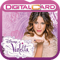 Violetta Digital Card - Danish icon