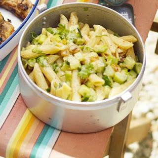 Curried Pasta Salad Recipe