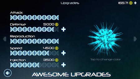 Biotix: Phage Genesis 2.6 screenshot 641809