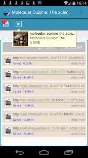 ☆AVD Download Video Downloader - screenshot thumbnail