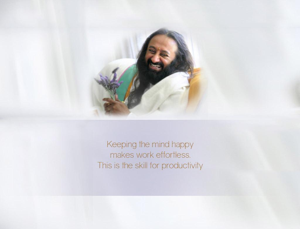 Quotes by Sri Sri- screenshot