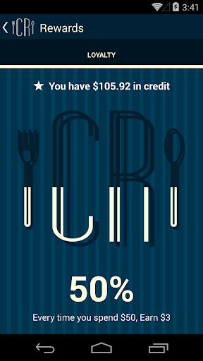 Cafe Rewards