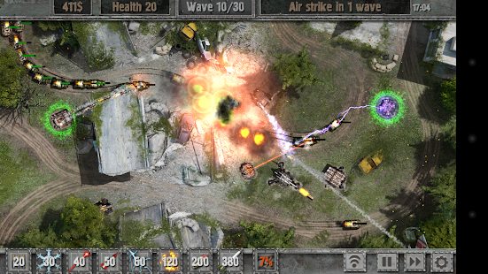 Defense zone 2 HD - screenshot thumbnail