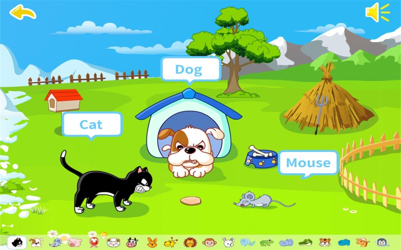 Animals by BabyBus- screenshot