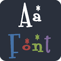 Cartoon Font Pack FlipFont® icon