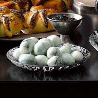 Spooky Spiderweb Eggs