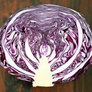 Tangy Red Cabbage with Ginger