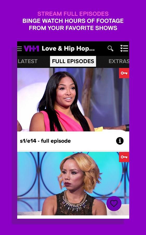 Watch VH1 TV- screenshot