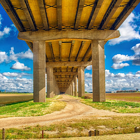 by Dean Round - Buildings & Architecture Bridges & Suspended Structures (  )