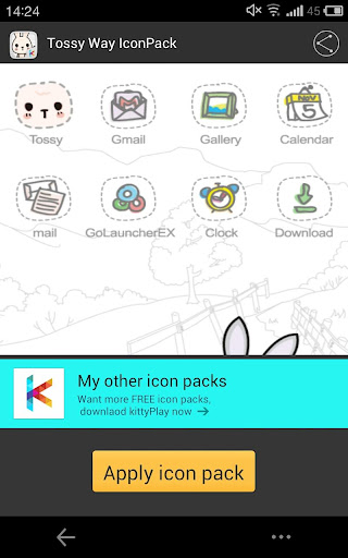ICON PACK - TossyWay FREE