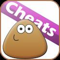 Pou Cheats โกง icon