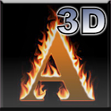 Armageddon Live Wallpaper 3D icon