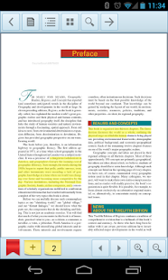 CourseSmart eTextbooks - screenshot thumbnail