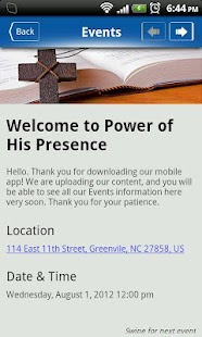 Presence Ministries - screenshot thumbnail