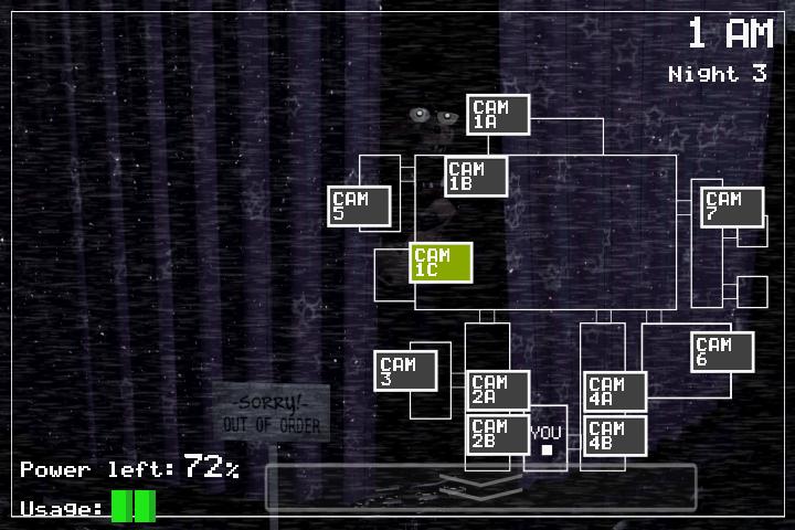 Five Nights at Freddy's screenshot #3