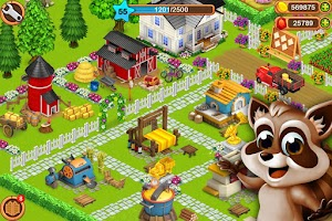 Screenshot of HAYRIDE