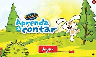 Screenshot of Aprenda a contar