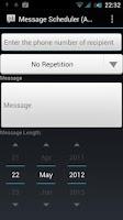 Screenshot of Message Scheduler (Ad Free)