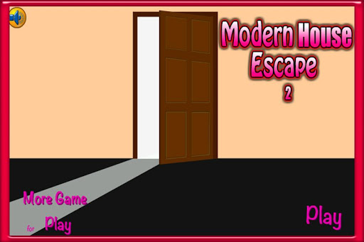 Modern House Escape Game 2