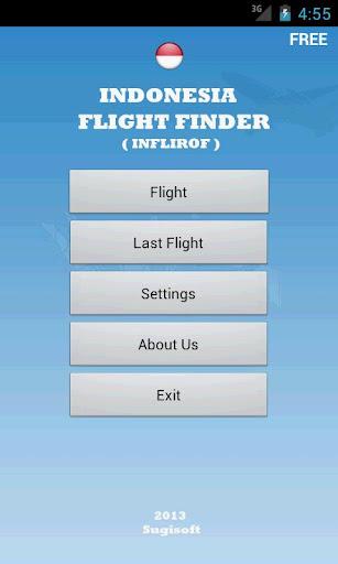 Indonesia Flight Finder