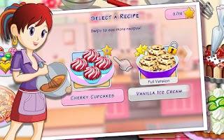 Screenshot of Sara's Cooking Class