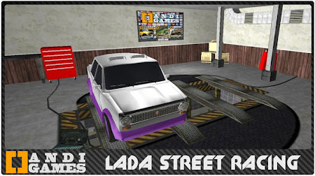 Lada Street Racing 0.03 screenshot 1465088